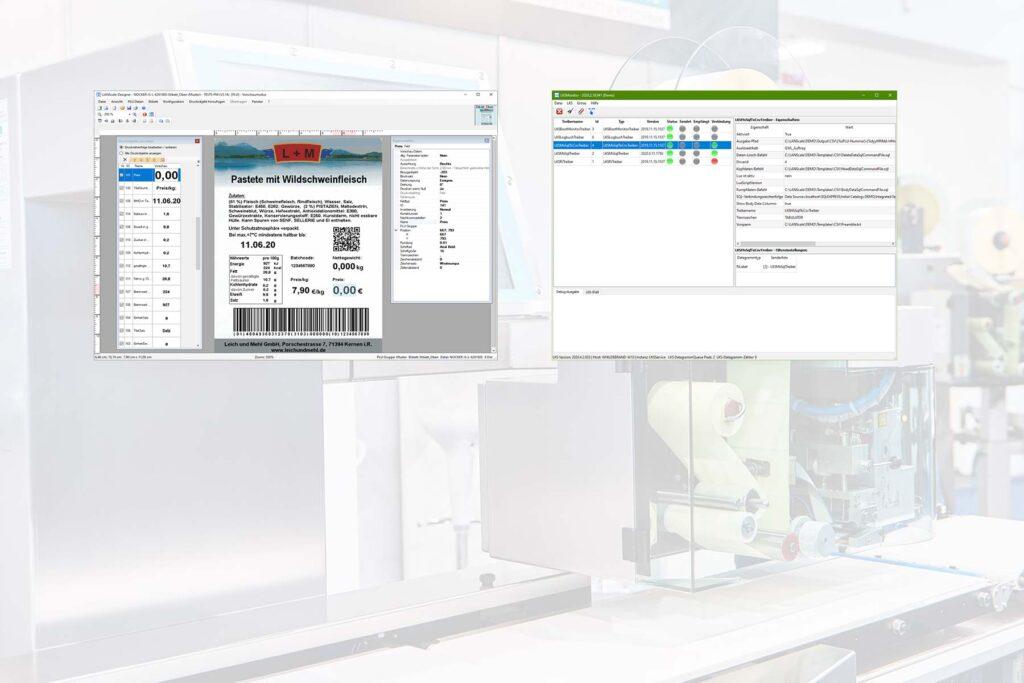 LANScale PC-Suite